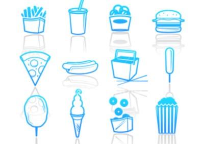 ist2_6129710-fast-food-symbols-blue-series